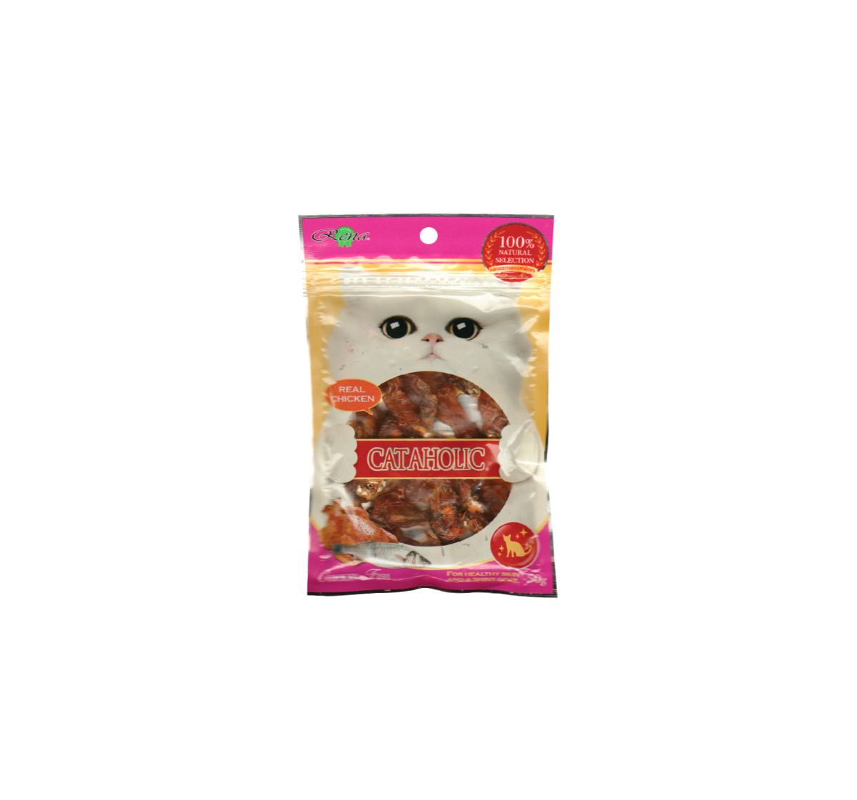 Neko Cat Chicken & Fish Spirals - 50 gm