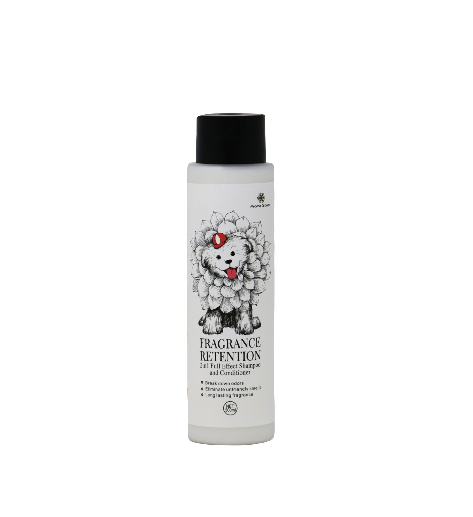 Aroma Groom 2 in 1 Shampoo and Conditioner 500ml