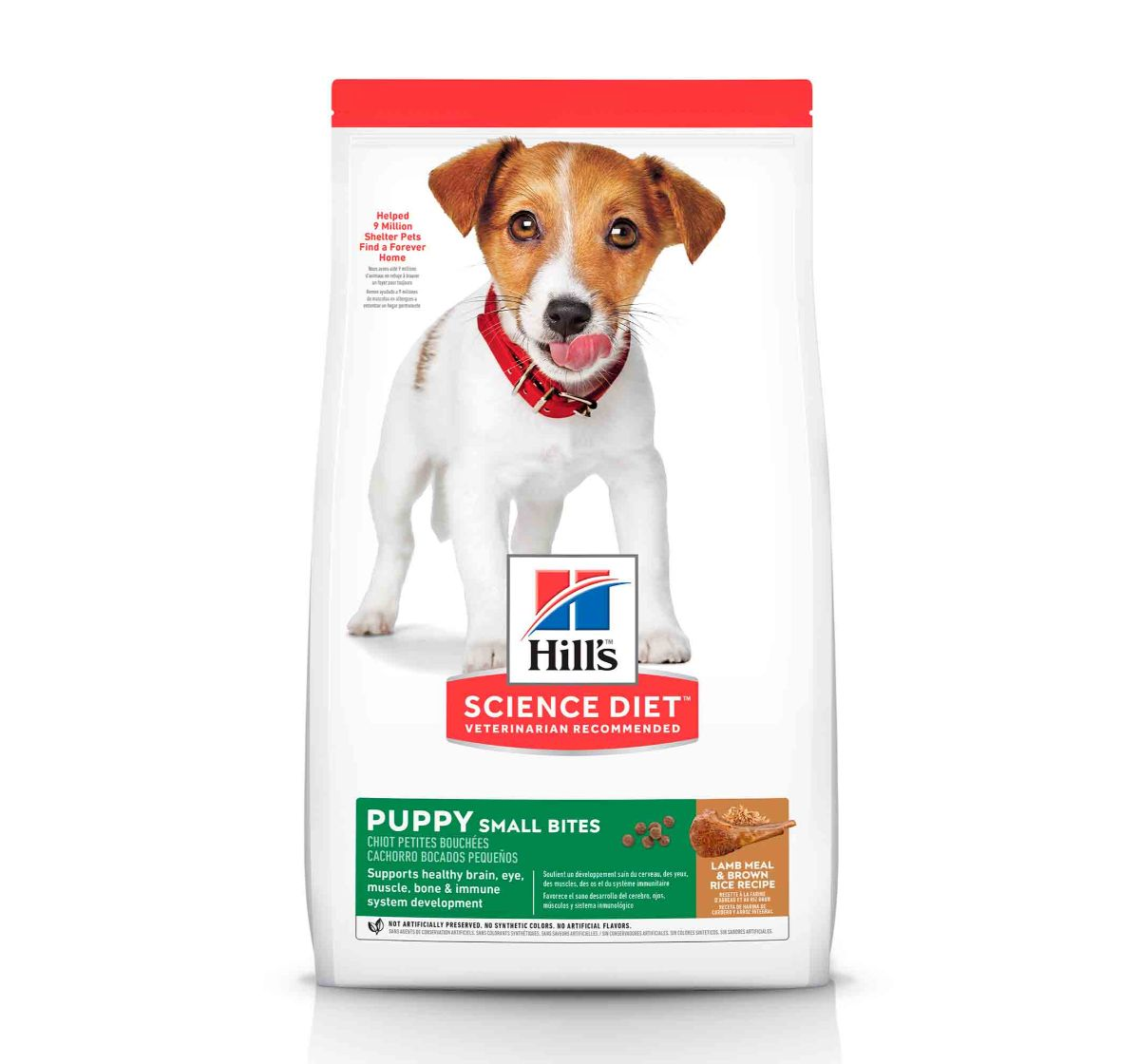 Hill's Science Diet Canine Dry Dog Food Puppy Small Paws - 7 Kg