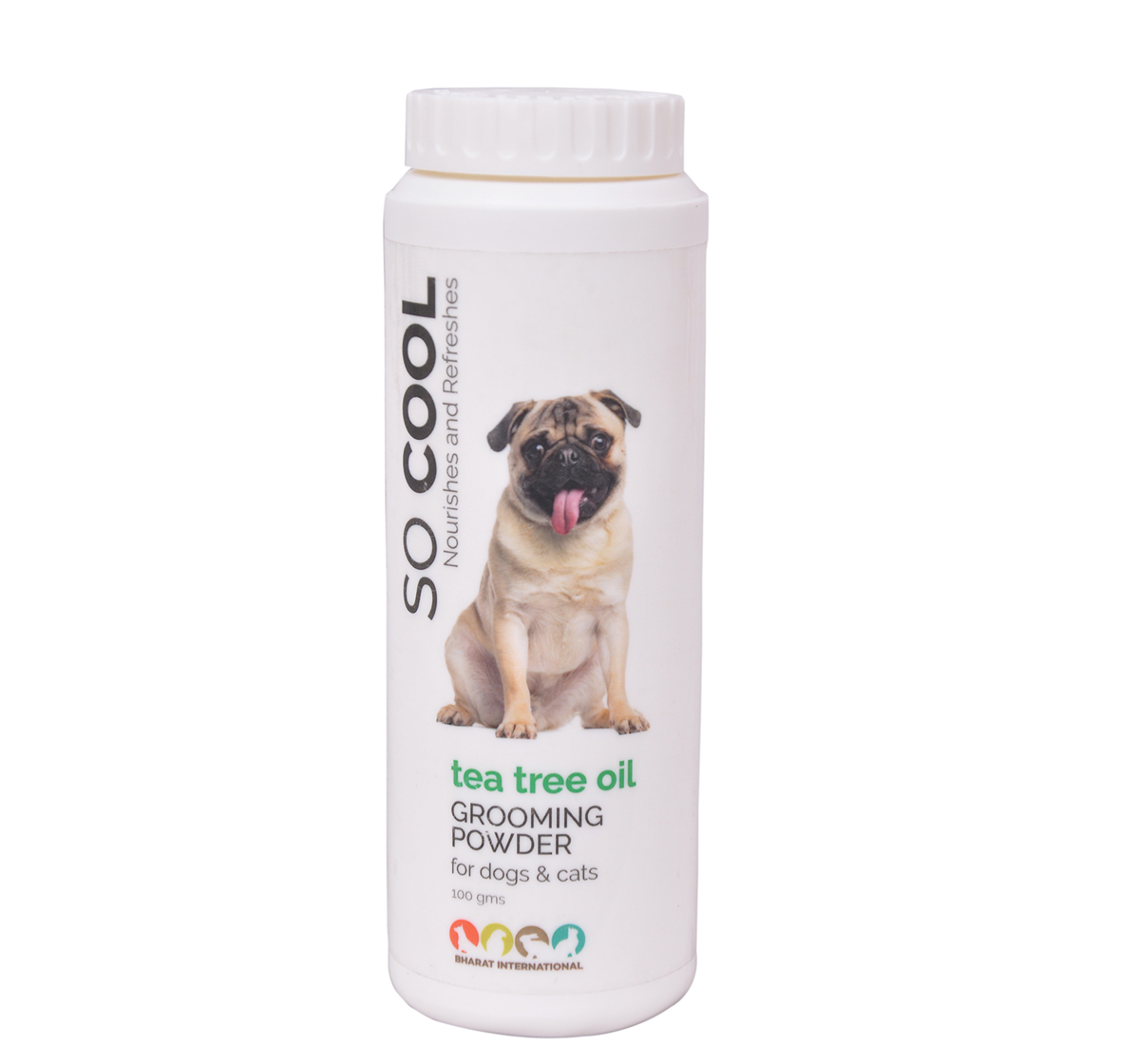 TeaTree Oil Grooming Powder For Dog - 100 gm
