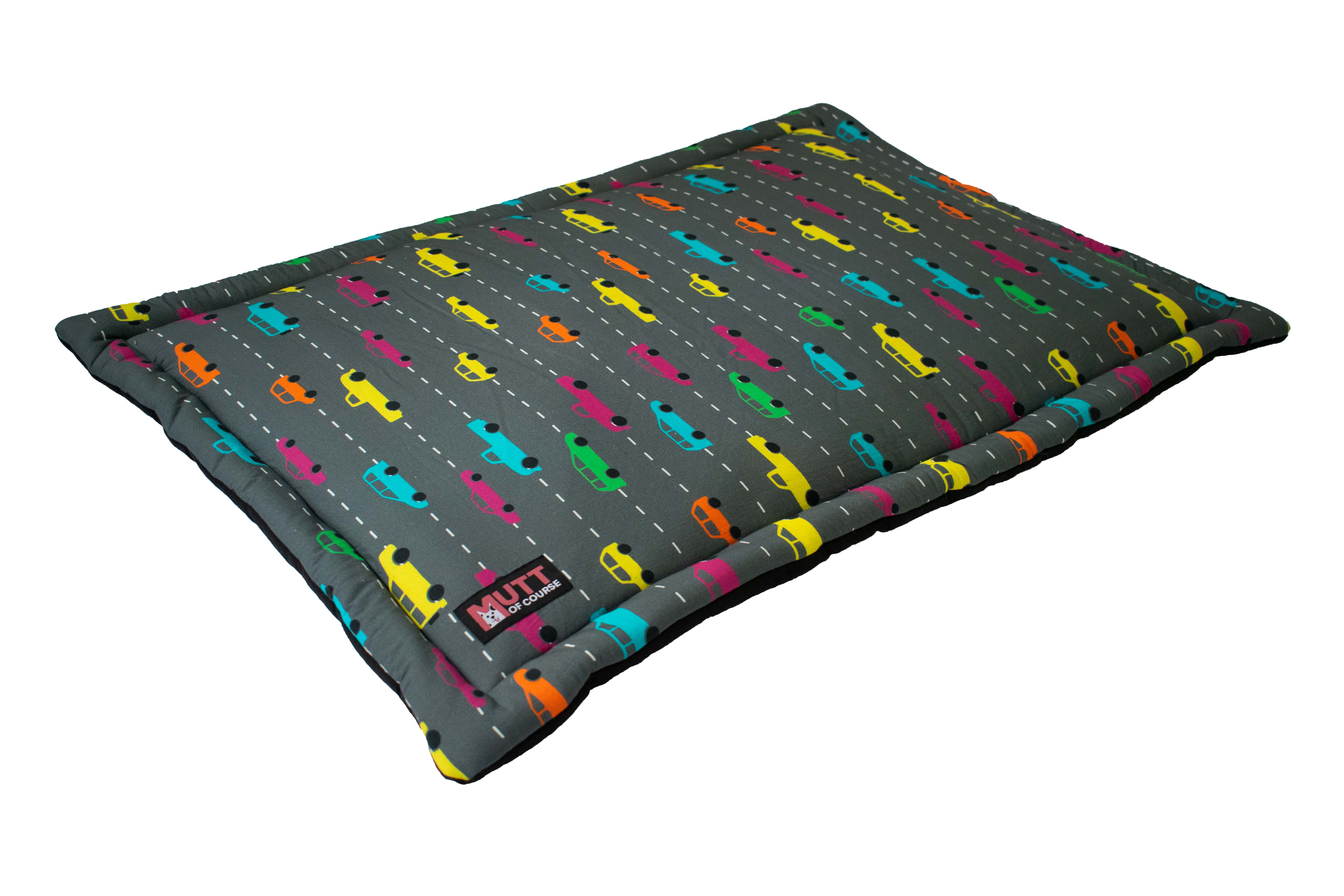 Mutt Of Course Need for Speed Mat - Large