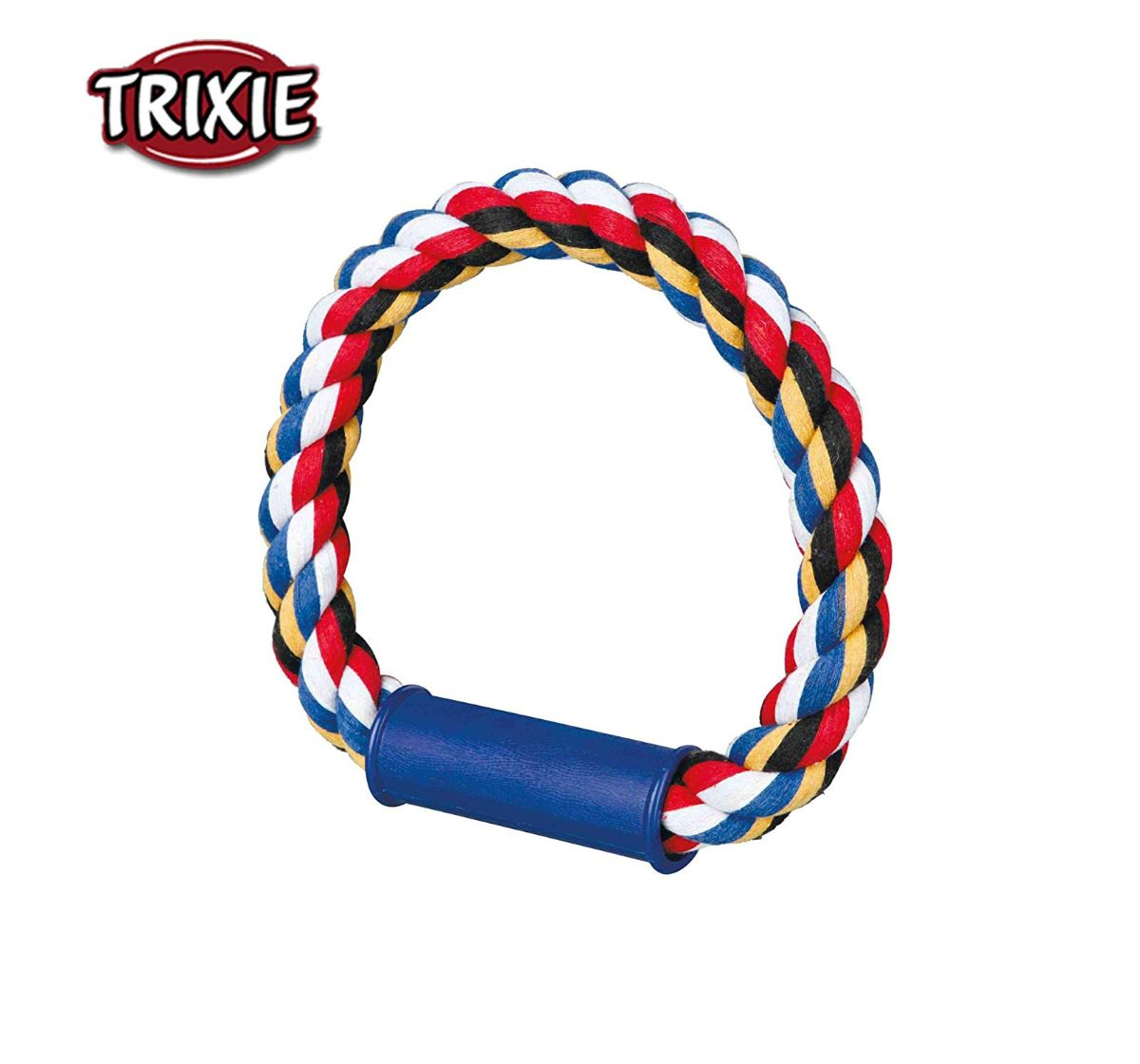 Trixie Tugger Round with Plastic Handle