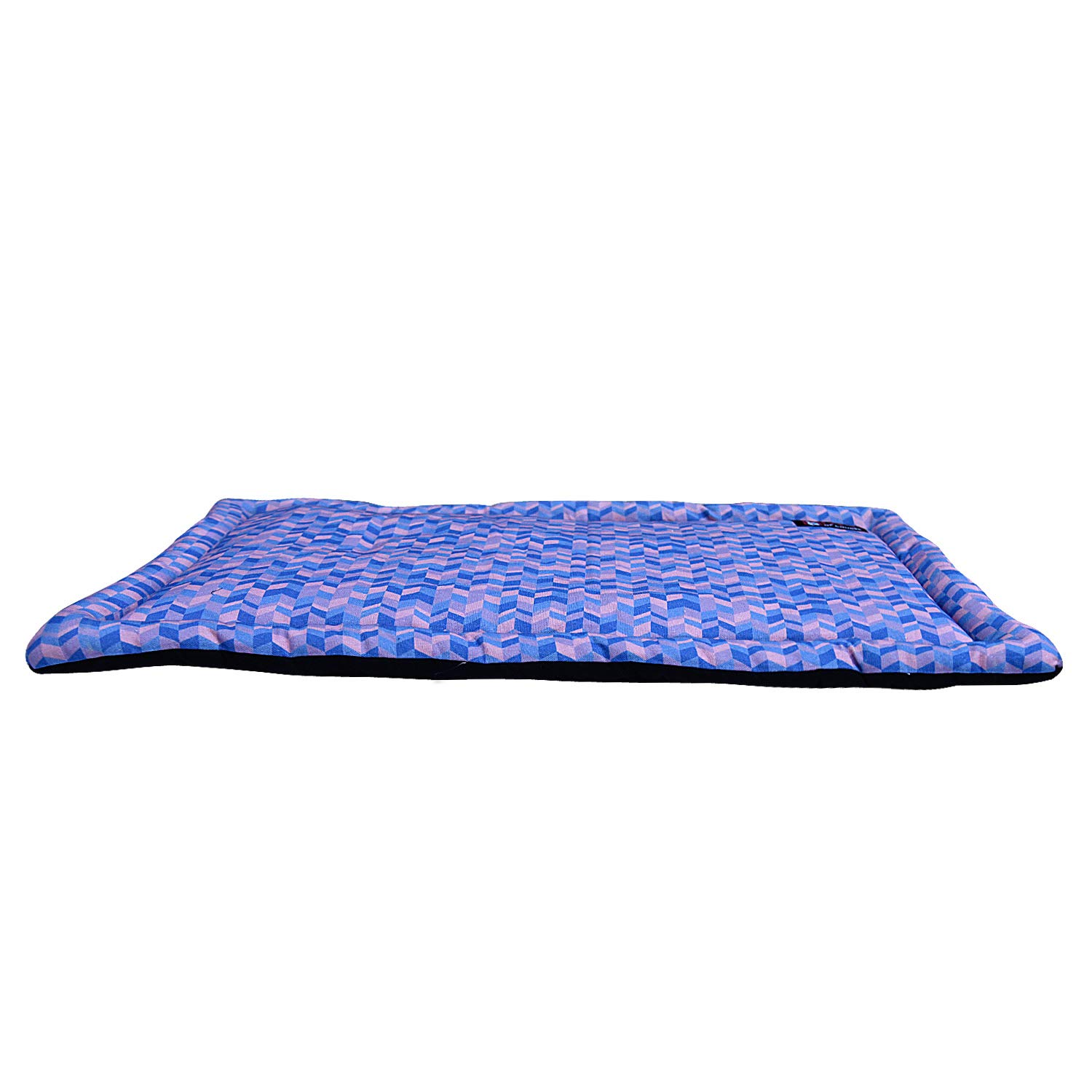Mutt Of Course Geometrical Light Mat - Large