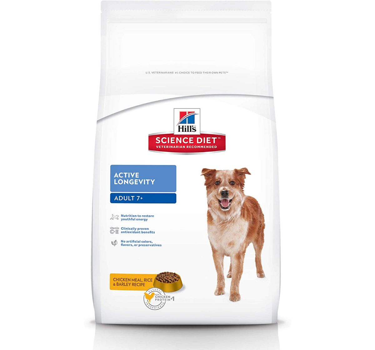 Hill's Science Diet Canine Dry Dog Food Adult 7+ 3 Kg
