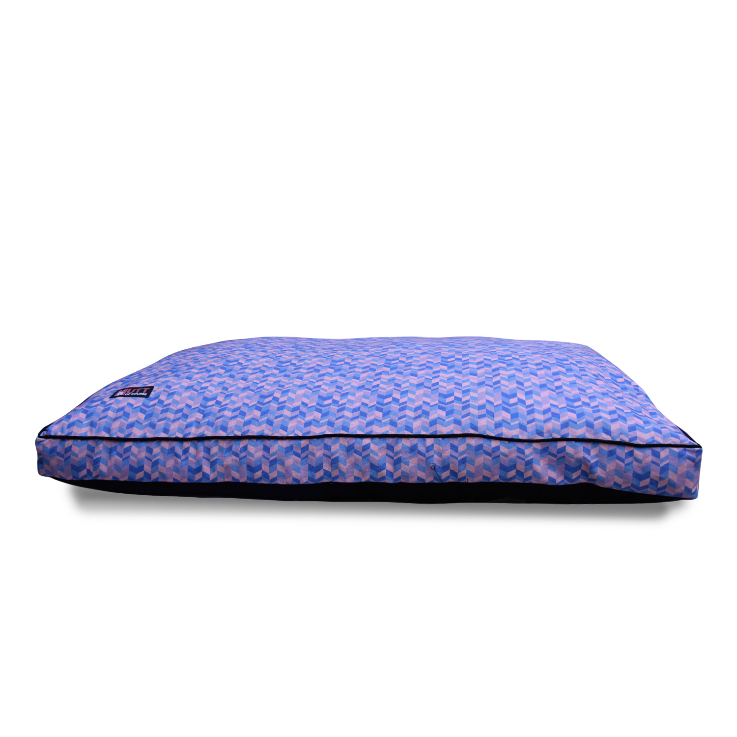 Mutt Of Course Geometrical Light Flat Bed - Xlarge