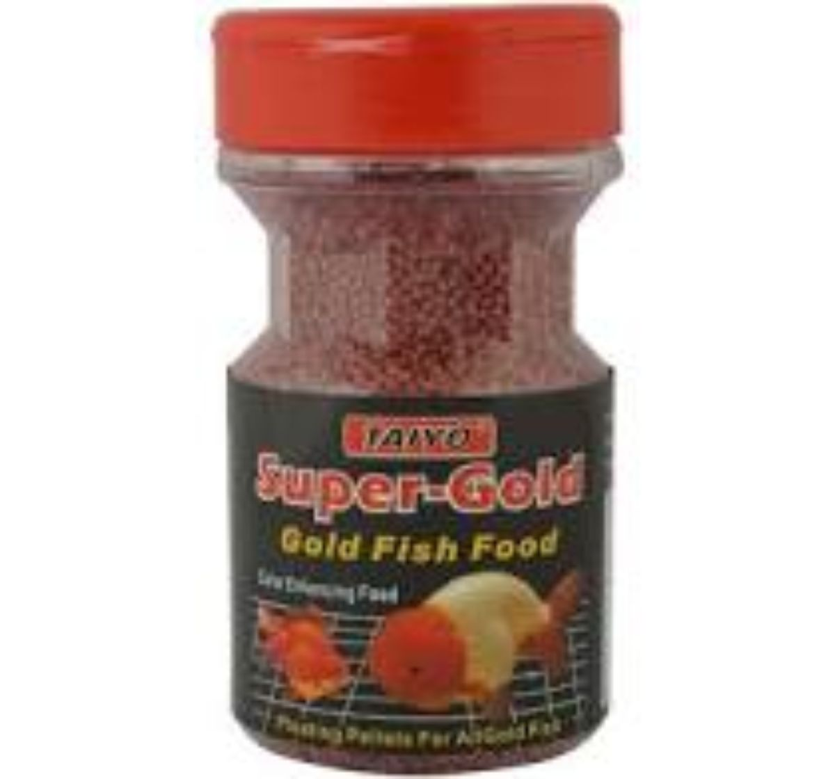 Taiyo Super Gold Gold Fish Food - 100 gm (Pack Of 2)