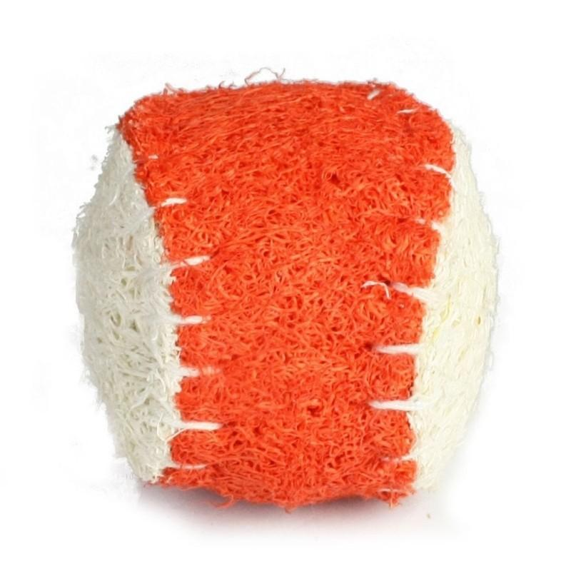 CatSpot Loofah Ball Toy