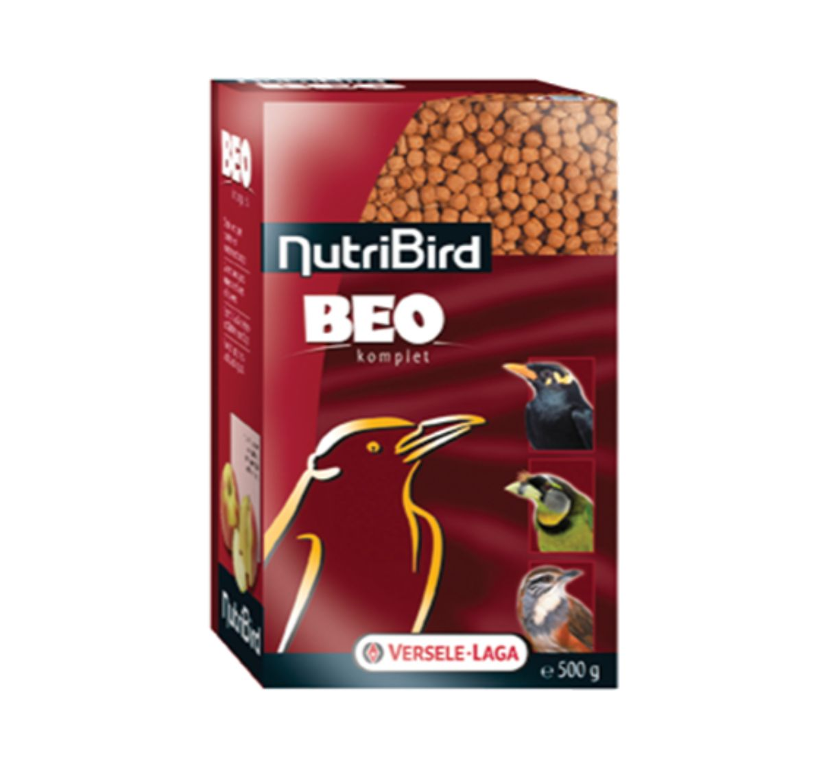 Versele Laga Nutribird Beo Komplet Bird Food -500 gm